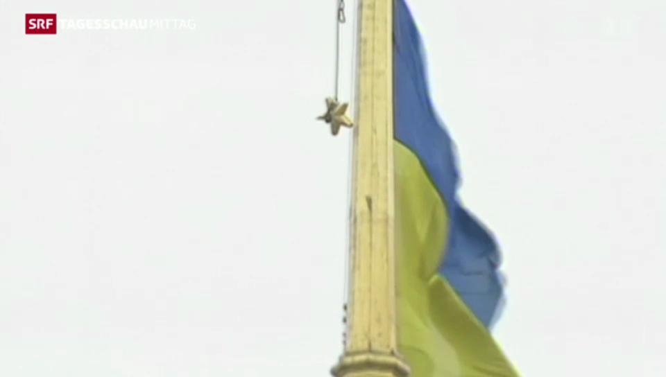 Präsidentschaftswahlen in Kiew verschoben