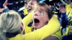 Video «Fan - die Passion fürs schwedische Team» abspielen