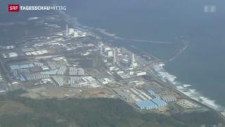 Video «Japan gedenkt Tsunami-Opfern» abspielen
