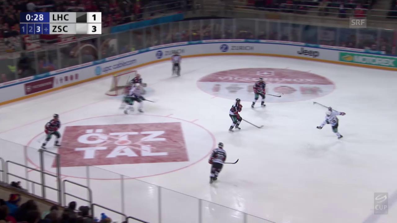 Das 1:4: Nilssons Zugabe