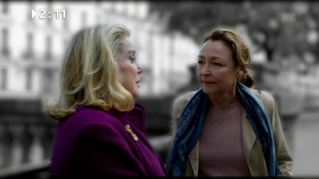 Video «Filmstart diese Woche: «Sage femme»» abspielen