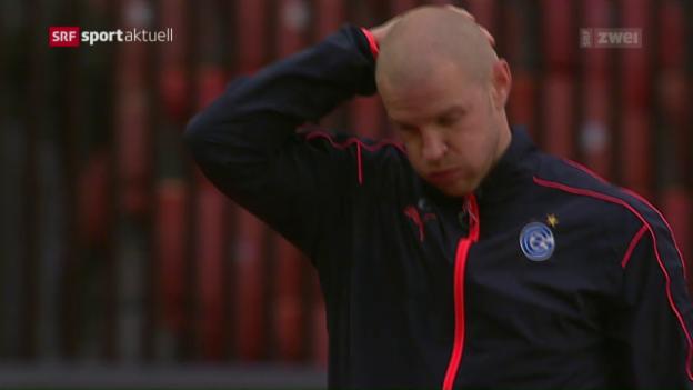Video «Tarashaj, Inler, Senderos: 3 Schweizer wechseln den Klub» abspielen