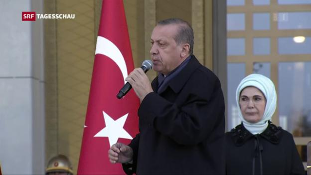 Video «Erdogan ist am Ziel» abspielen