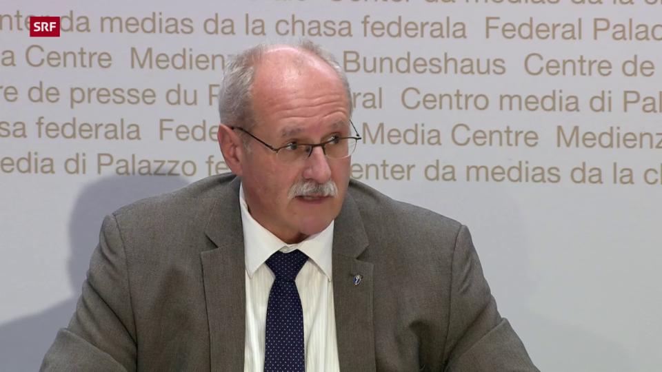Andreas Stettbacher (KSD): «In der Schweiz sind 84 Prozent der zertifizierten Intensivbetten belegt»