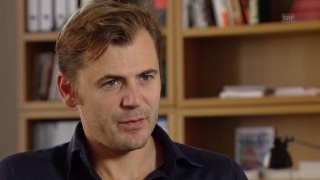 Video «Daniel Gerlach: «Wir müssen uns mit unserer eigenen Haltung stärker auseinandersetzen.»» abspielen
