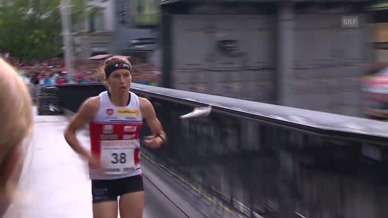 OL: Sprint Frauen («sportpanorama»)