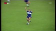 Video «Aaraus Cupsieg: Das Tor von Walter Iselin» abspielen