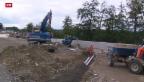 Video «Teures Benzin für neue Strassen» abspielen