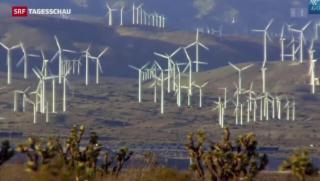 Video «Obama treibt Klimaschutz voran» abspielen
