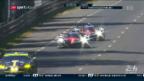 Video «Automobil: Auftakt zu 24 Stunden von Le Mans» abspielen