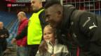 Video «Nach Youtube-Video: Embolo trifft fünfjährigen Fan» abspielen