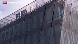 Video «Sondersitzung des Fifa-Exekutivkomitees» abspielen