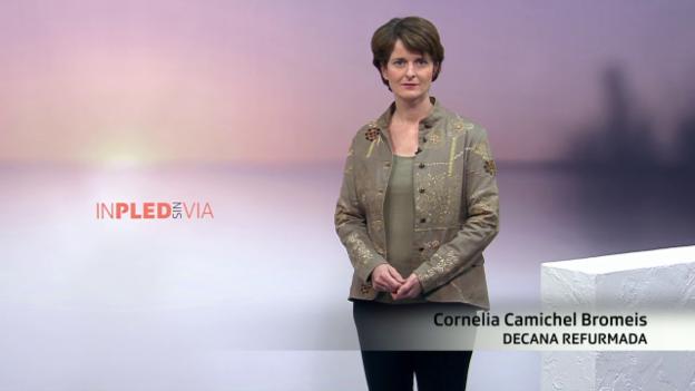 Laschar ir video «Pled sin via dals 25.12.2015 cun Cornelia Camichel Bromeis»