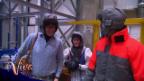 Video «Extrem-Örgeler: Tiefkühlhaus» abspielen