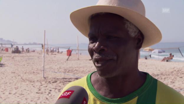 Video «Deshalb gehen die Brasilianer nicht ins Stadion» abspielen