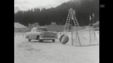 Video «Autoslalom (1958)» abspielen