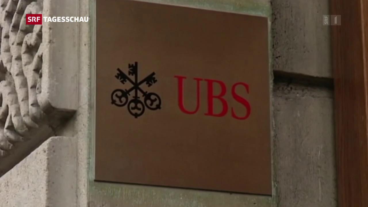 Staatsanwalt fordert Milliarden von der UBS