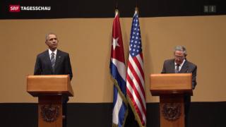Video «Obama auf Kuba» abspielen