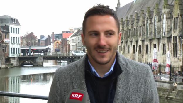 Video «Fussball: Interview mit Danijel Milicevic» abspielen
