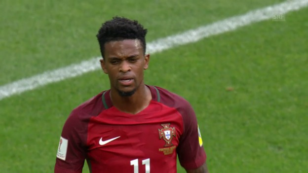 Video «Robust: Nelson Semedo in Aktion» abspielen