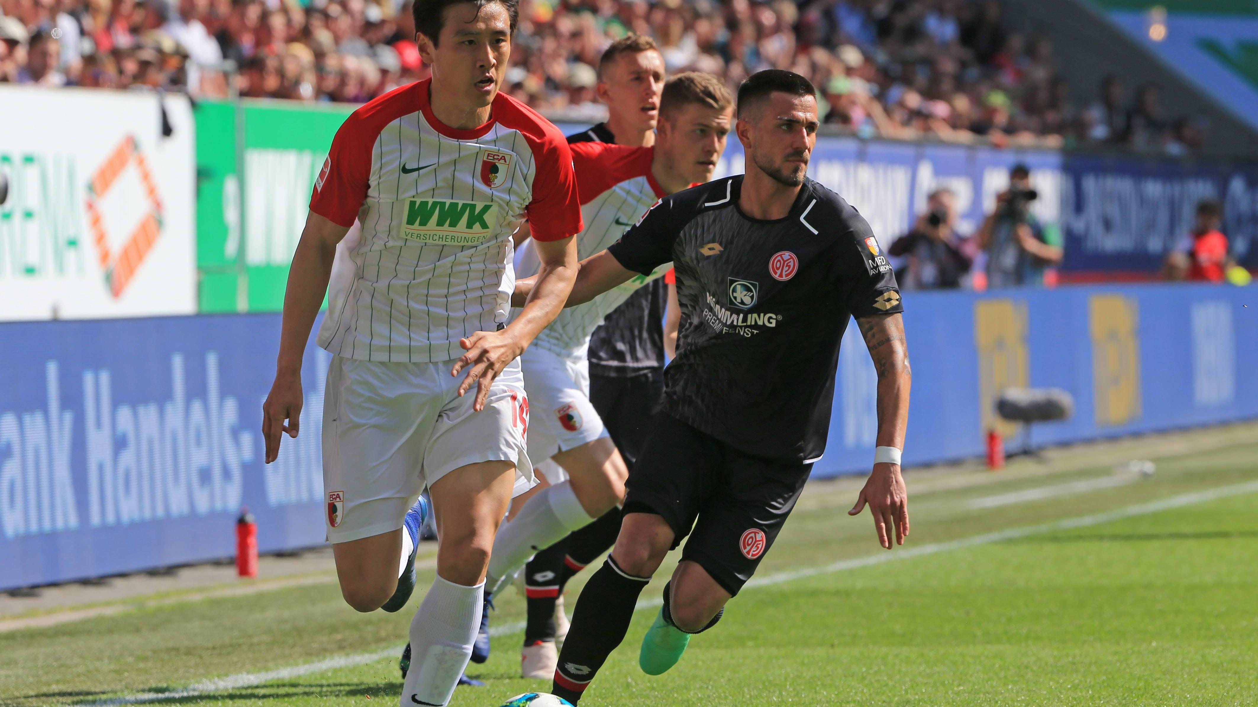Augsburg schafft den Ligaerhalt (Johannes Krause, ARD)