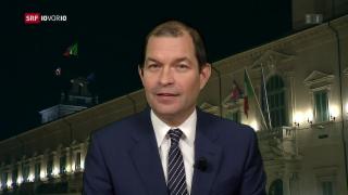Video «Einschätzungen aus Rom» abspielen