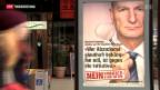 Video «Abzocker-Initiative: Vorsprung für Ja-Seite» abspielen