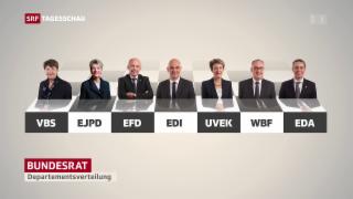 Video « Stühlerücken im Bundesrat» abspielen