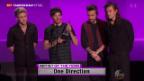 Video «America Music Awards verliehen» abspielen