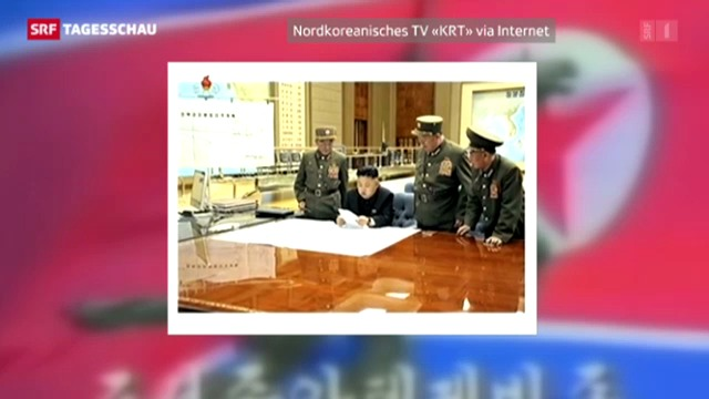 Nordkorea im Kriegszustand mit Südkorea