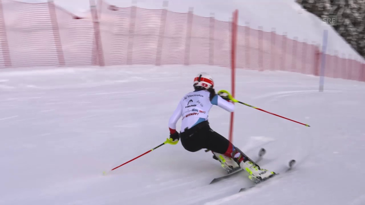 Holdener, Gisin, Chable: Schweizer Trio rockt den Slalom-Weltcup