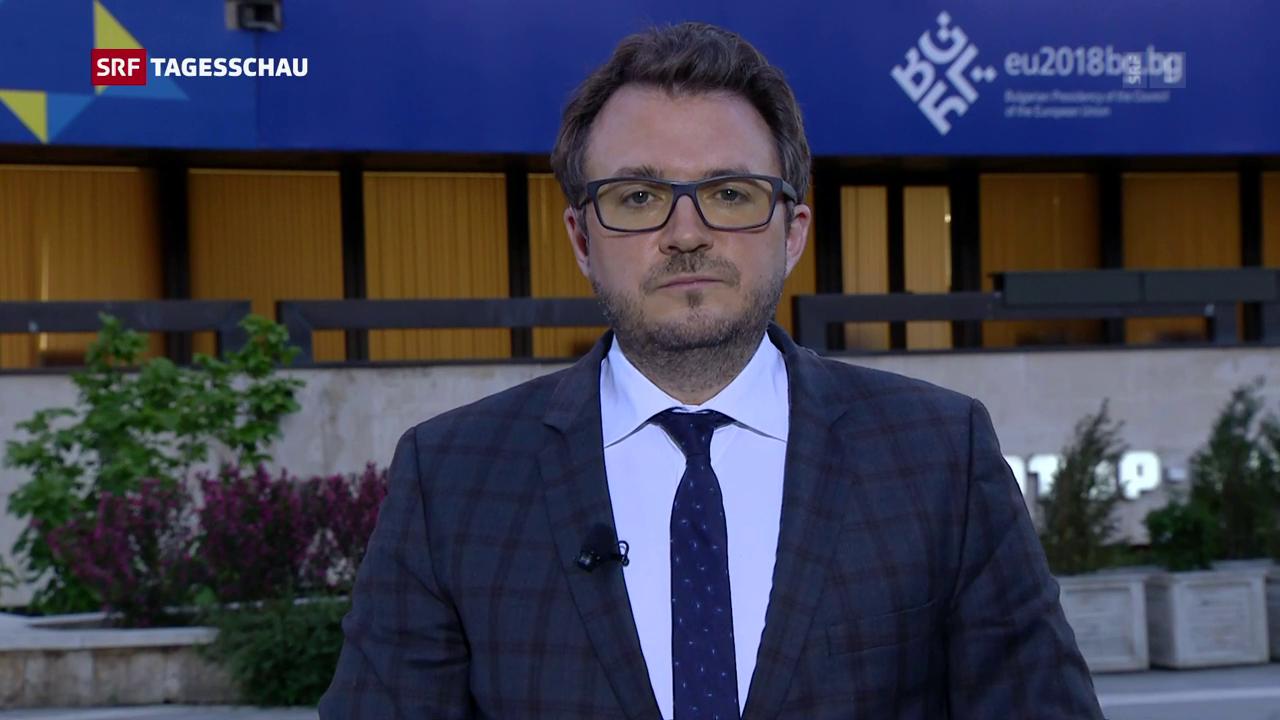 Einschätzungen von Brüssel-Korrespondent Sebastian Ramspeck