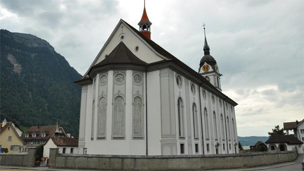 Glockengeläut der Kirche St. Georg, Arth