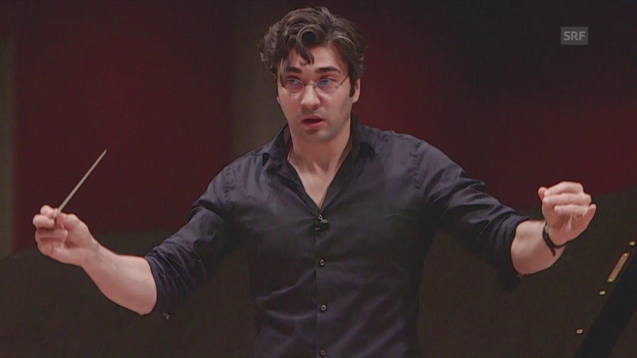 David Afkham: Die Magie des Taktstocks
