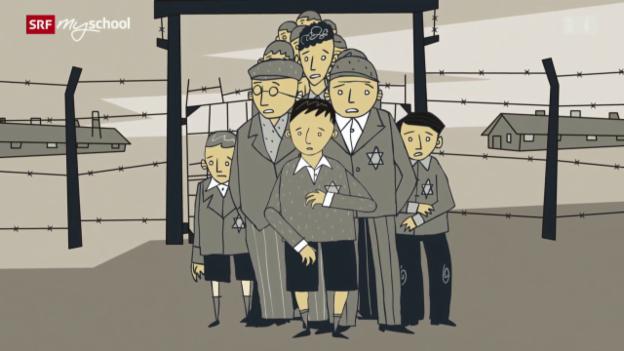Video «Die Kinder des Holocaust» abspielen