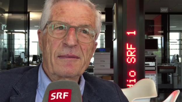 Video ««Lektionen fürs Leben» mit Rolf Lyssy: Lebensfreude» abspielen