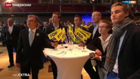 Video «FDP in Sachsen abgewählt » abspielen