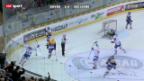 Video «Playoff-Viertelfinal: Davos - ZSC Lions» abspielen