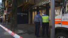 Video «Raubüberfall an der Zürcher Bahnhofstrasse» abspielen