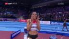 Video «Mujinga Kambundji holt WM-Bronze über 60 m» abspielen