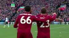 Link öffnet eine Lightbox. Video Shaqiri trifft zum Sieg gegen Fulham abspielen