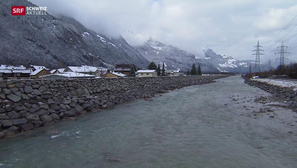 160 Millionen für Hochwasserschutz