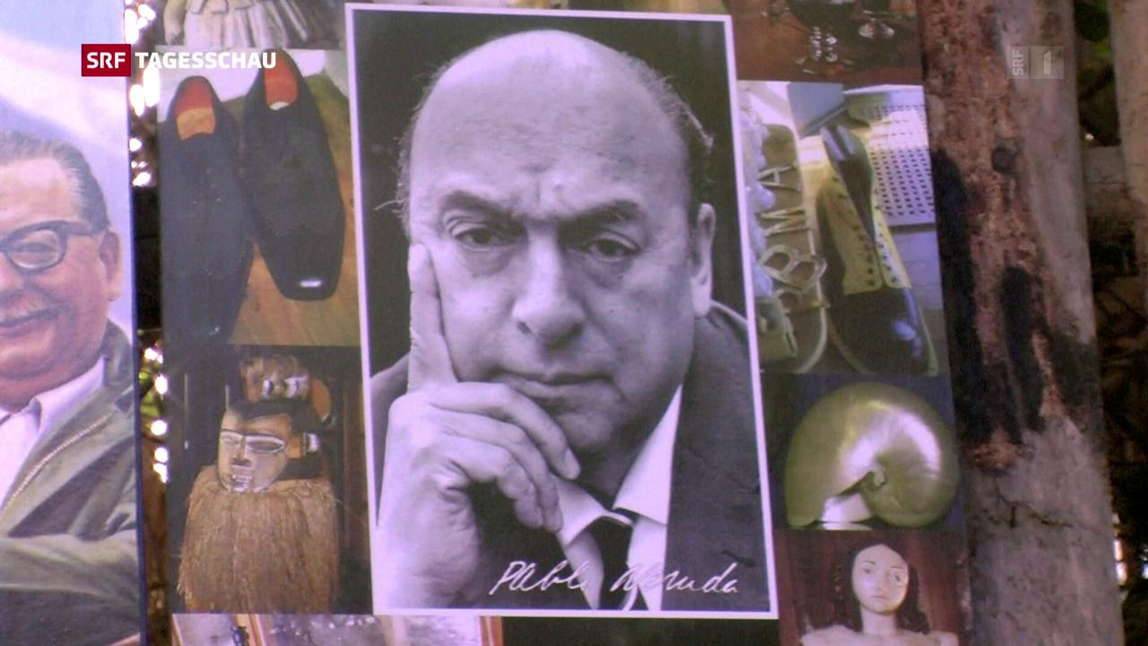 Neruda starb nicht an Krebs