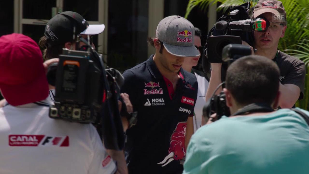 Formel 1: Nasr vor dem GP von Malaysia