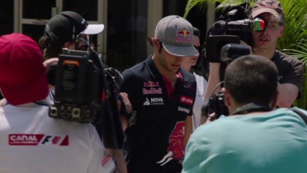 Video «Formel 1: Nasr vor dem GP von Malaysia» abspielen
