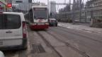 Video «Appenzeller Bahnen machen Falschparker zu schaffen» abspielen