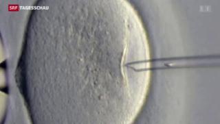 Video «Berset wirbt für Präimplantationsdiagnostik» abspielen