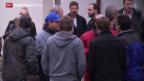 Video «Arbeitslosenquote gestiegen» abspielen