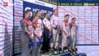 Video «Motorsport: Marcel Fässler gewinnt Langdistanz-WM» abspielen