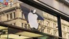 Video «Weshalb Apple nicht mehr beliebt ist» abspielen